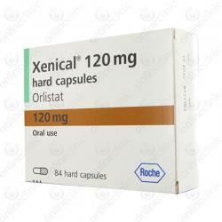Xenical 120mg x 84